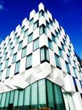 Modernes Gebäude von Dublin lizenzfreie stockfotografie