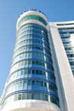 Modernes Gebäude, Yekaterinburg, Russland stockfotos
