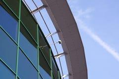 Modernes genossenschaftliches Gebäude stockfoto