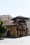 Modernes Geschäft mitten in dem Quadrat #3 Stockfoto