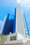 Modernes Geschäftszentrum Lizenzfreie Stockbilder