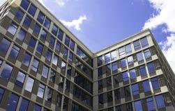 Modernes Geschäftszentrumgebäude stockfoto