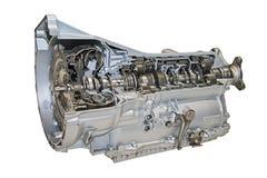 Modernes Getriebe für Autos Stockbild