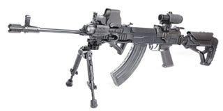 Modernes Gewehr Stockbilder