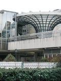 Modernes Glas und Stahl Lizenzfreies Stockbild