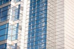 Modernes Glasdesign Lizenzfreies Stockbild