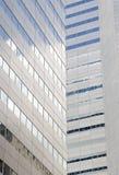 Modernes graues Gebäude Stockfotografie
