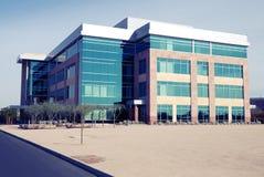 Modernes Handelsgebäude Stockfoto