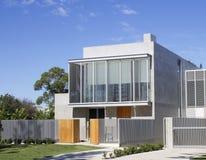 Modernes Haus Stockfotografie