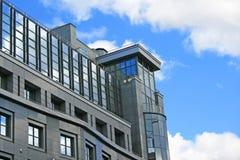 Modernes Haus lizenzfreie stockfotos