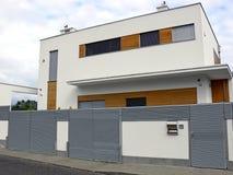 Modernes Haus Lizenzfreie Stockbilder