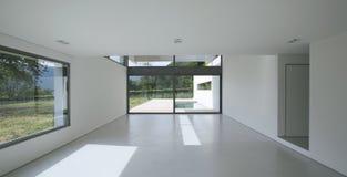 Modernes Haus Lizenzfreies Stockfoto