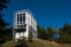 Modernes Haus in Michigan Lizenzfreies Stockfoto