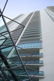 Modernes Highrise-Gebäude stockfotografie