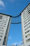 Modernes Hotel Lizenzfreies Stockfoto