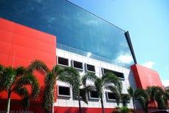 Modernes Hotel in David - Panama-Republik stockfotografie
