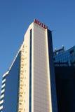 Modernes Hotelgebäude Stockfoto
