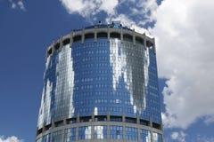 Modernes Industriegebäude 13 Stockfotografie