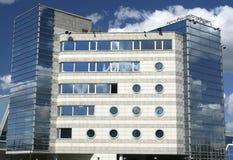 Modernes Industriegebäude 14 Lizenzfreie Stockfotografie