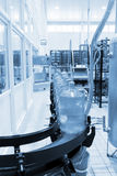 Modernes industrielles System lizenzfreie stockbilder