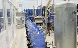 Modernes industrielles System stockfotos