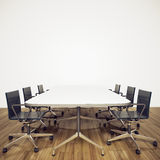 Modernes Innenbüro Lizenzfreie Stockfotos