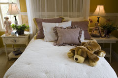 Modernes Kindschlafzimmer. Lizenzfreies Stockbild