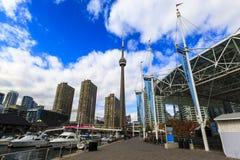 Modernes Leben Torontos Kanada Lizenzfreie Stockbilder