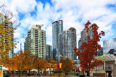 Modernes Leben Torontos Kanada Lizenzfreie Stockfotografie