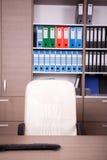 Modernes leeres Büro Stockfotografie