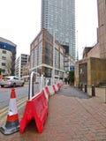 Modernes London, England Lizenzfreies Stockbild