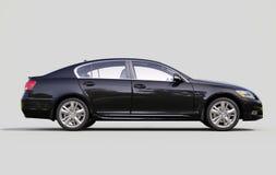 modernes Luxuxauto Stockbilder