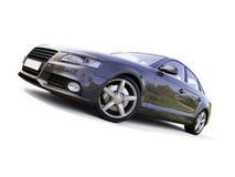 modernes Luxuxauto Stockfotos