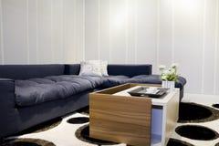 Modernes Luxuxwohnzimmer Stockfoto