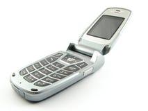 Modernes Maschinenhälftentelefon Lizenzfreie Stockfotografie