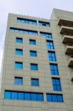 Modernes mehrstöckiges Gebäude in der Stadt von Kaluga in Russland Stockfotos
