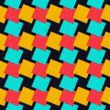 Modernes Muster Stockbild