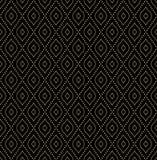 Modernes nahtloses Muster Lizenzfreie Stockbilder