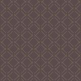 Modernes nahtloses Muster Stockbilder
