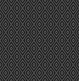 Modernes nahtloses Muster Stockbild