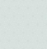 Modernes nahtloses punktiertes Muster Lizenzfreies Stockfoto
