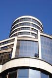 Modernes neues Hotel im Himmel Stockfotos