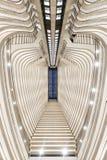Modernes offenes Atrium stockfotografie