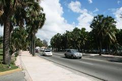 Modernes Santo Domingo Stockfotografie