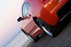 Modernes Sport-Auto Stockfotografie
