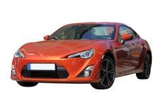 Modernes Sport-Auto Lizenzfreies Stockfoto