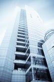 Modernes städtisches Gebäude Lizenzfreie Stockbilder