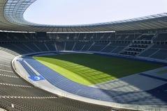 Modernes Stadion Stockfotografie