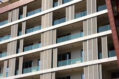 Modernes stilvolles Gebäude. Lizenzfreie Stockbilder