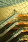 Modernes Treppenhaus Lizenzfreies Stockbild